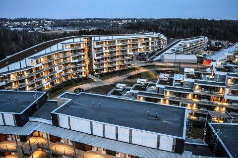 OSLOFJORD CONVENTION CENTER: Oslofjord skulle tatt imot flere norgesmesterskap og andre store arrangementer ut over våren. Nå er alt kansellert til utgangen av april.