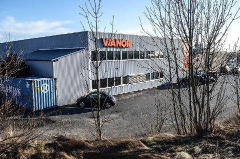 PINDSLEVEIEN AS: Selskapet har store utbyggingsplaner både på Vianor- og Norsleptomta.