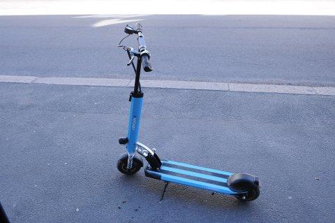 EL-SPARKESYKKEL: For denne gjelder de samme reglene som for sykkel. Den kan derimot ikke kjøres raskere enn 20 km/t, og ikke veie mer enn 70 kg.