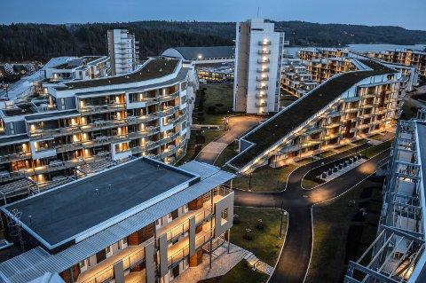 HOTELLDRIFT: Det er mulig å bestille rom på Oslofjord Hotell selv om du ikke skal bruke konferanselokalene og aktivitetsanleggene på BCC.