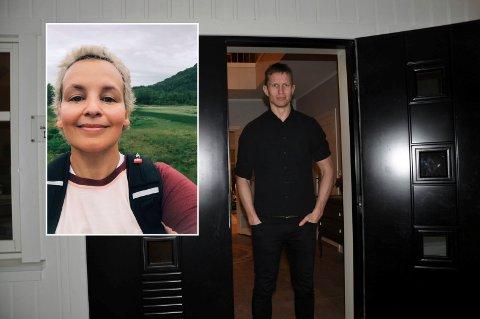 INNSAMLING: Frank Løke håper han kan bidra til å redde livet til Elisabeth Thomassen