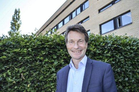 FAGSKOLEN: – Dette åpner for at flere kan søke, og gir muligheter for et større faglig og godt studentmiljø, sier daglig leder og rektor på Gokstad Akademiet, Atle Bjurstedt.