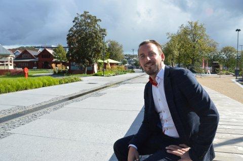 STORTINGSKANDIDAT: Thore Sebastian Nielsen håper på en plass på Stortinget fra høsten av.