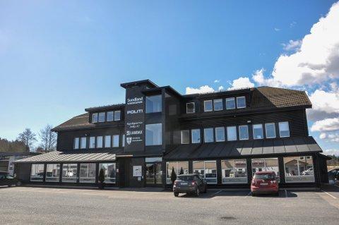 LENGRE ÅPENT: Politiets passkontor i Stokke (bildet) og politihuset i Drammen er stedene det nå blir utvidet åpningstider.