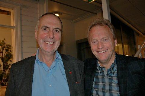 VIKTIG POST: Partisekretær i Ap Raymond Johansen gleder seg over at Stanley Wirak er blitt ordfører, men legger heller ikke skjul på at han er skeptisk til samarbeid med Frp.