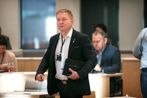 Pål Morten Borgli, FrP.