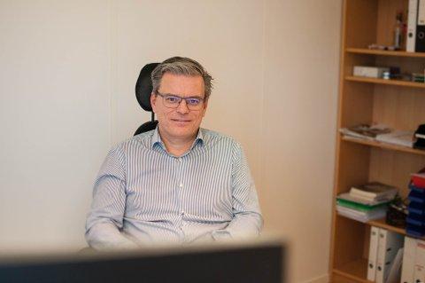Trond Haukelid er fornøyd med hvordan sammenslåingen har gått, men skjønner at det har vært en større endring for andre.
