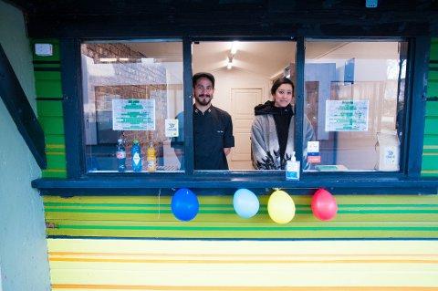Erik Pech og Maria Gonzalez har startet opp med et helt nytt konsept i Olav Kyrres gata.
