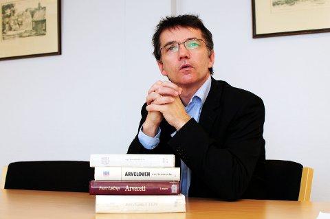 BOSTYRER: Advokat Oddgeir Lydersen blir hyppig benyttet av tingretten som bostyrer i konkurser.