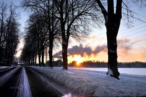 NATTEFROST: Meteorologisk insitutt melder om kaldere vær og nattefrost i løpet av de kommende dagene.