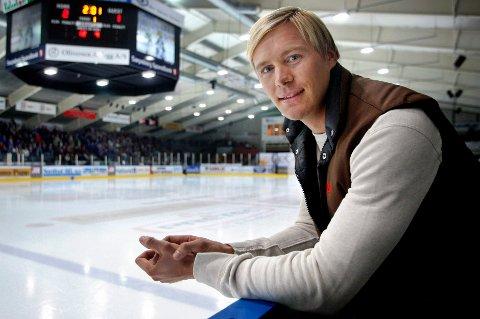 Mange vil: Det er mange spillere fra NHL som ønsker å spille for Sparta mens det ikke er mulig å spille NHL og AHL er Spartas sportssjef Henrik malmström klar på.
