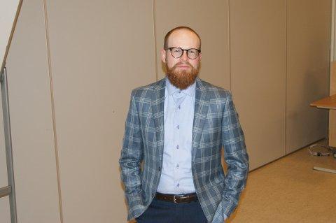 Styreleder i interimsstyret, Ole-Martin Grav, var fornøyd etter medlemsmøtet torsdag kveld.