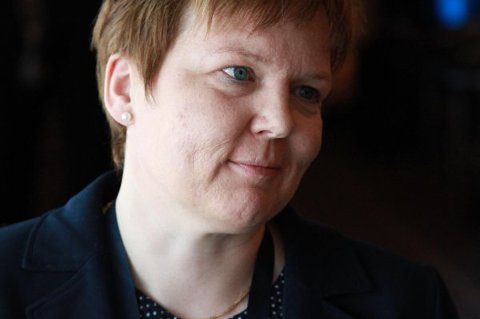 KOMMER TILBAKE: Trine Lerum Hjellhaug er sjef for Lerum.