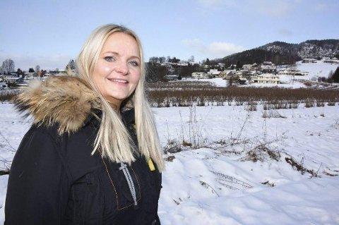 BRRR: - Det ikke var kollektivtransport lenger, men isende kaldt, så jeg tok taxi, sier stortingsrepresentant Åslaug Sem-Jacobsen.
