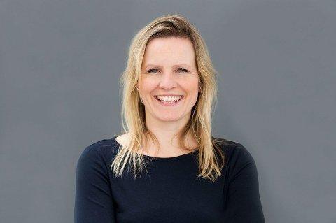 Anette Maltun Koefoed, kommunikasjonsdirektør i Berg-Hansen.