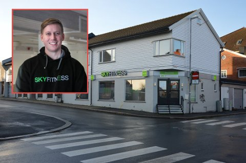 Erlend By Rise åpner snart senter nummer to i Sarpsborg.