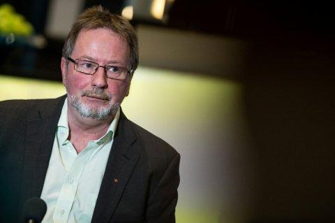 Forbundsleder Arve Bakke har lagt tyngde bak argumentene for å beholde EØS-avtalen.