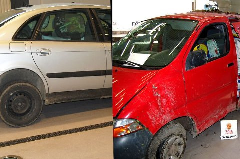 Tollmyndighetene stanser flere hundre manipulerte smuglerkjøretøy i året. Bilene kondemneres og fjernes fra norske veier.