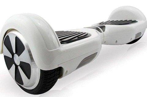 Disse balanse-kjøretøyene er blitt svært populære blant unge.