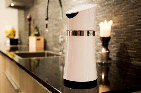 Vi vil ha stemning, atmosfære og kos og skape vår egen stil på kjøkkenet.