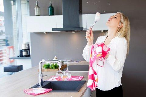 Vi vil ha det stilrent og personlig på kjøkkenet, viser en ny undersøkelse.
