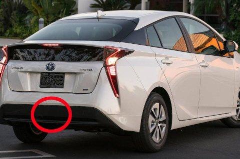 Nå kan du for første gang få hengerfeste på Toyota Prius.