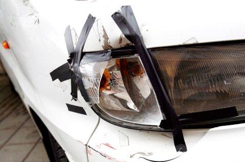 Når julestresset virkelig tar oss, lar vi aktsomheten i trafikken fare.