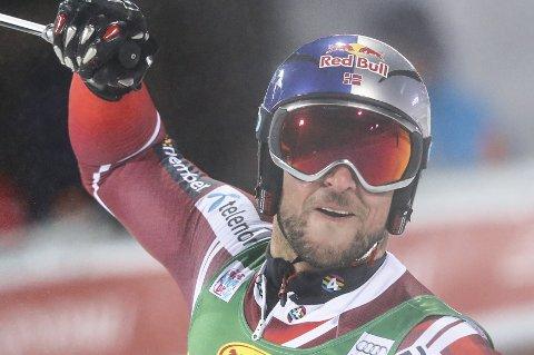 *** Local Caption *** Aksel Lund Svindal skal prøve å følge opp den glimrende innsatsen i verdenscupen i alpint.