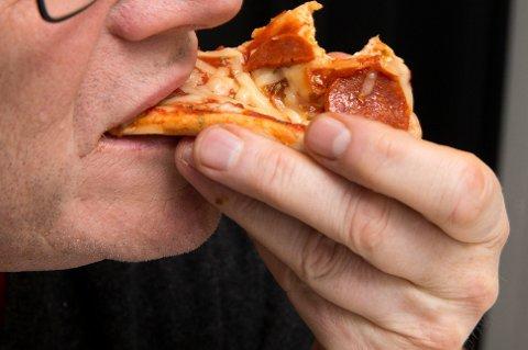 Det er en myte at mange bruker pizza grandiosa som middag juleaften.