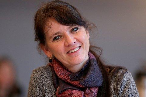 Spekter-direktør Anne-Kari Bratten kommer til å savne avtroppende Unio-leder Anders Folkestad.