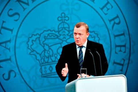Statsminister Lars Løkke Rasmussen gikk på et nederlag i den danske folkeavstemningen.