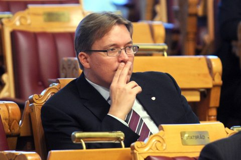 Stortingsrepresentant Sverre Myrli  (Ap) vil ikke spekulere i hva landsmøtet ender på.