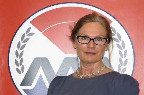 Fungerende generalsekretær Elisabeth Fjellvang Kristoffersen i MA – rusfri trafikk og livsstil.