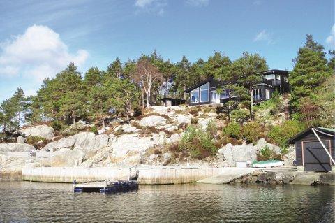 91 prosent av nordmenn svarer at de aldri har leid ut hytta og aldri kommer til å gjøre det. (Foto: Novasol/ANB)