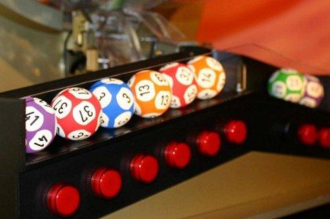 *** Local Caption *** Onsdag kveld er det mulig å vinne 40 millioner kroner i Viking Lotto.