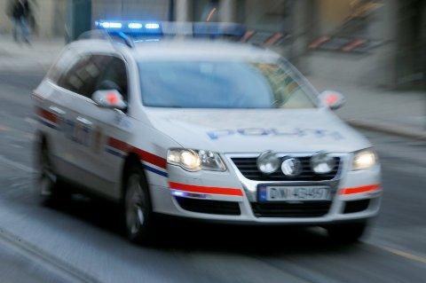 80 prosent av politiets utrykninger er framme innen 13 minutter.