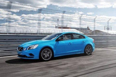 Volvo skal bruke Polestar til å løfte imagen sin i sporty retning, en rekke nye modeller er på vei.  Dette er S60 Polestar Concept.