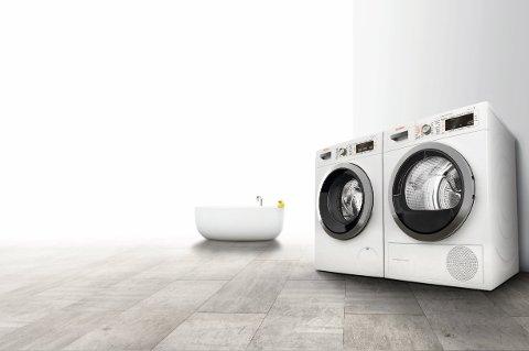 I 71 prosent av norske husholdninger er det kvinnen som har ansvaret for klesvasken. Det er mest i Norden.