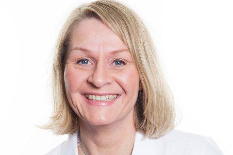 *** Local Caption *** Maria Bræin Faaberg er kommunikasjonssjef i Codan forsikring.