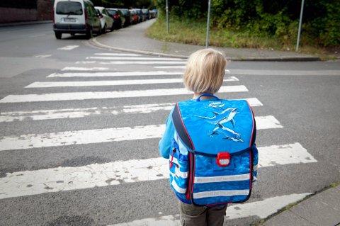 Nå er det skolestart, og det betyr som vanlig at UP vil være ekstra på vakt.