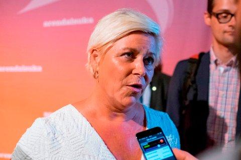 Finansminister Siv Jensen har fått skatterapport som bestilt.
