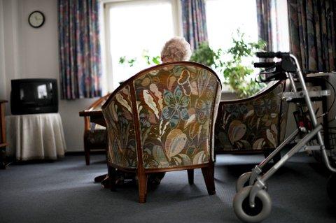 Regjeringen vil lage et verktøy som skal sørge for at alle beboere på sykehjem sikres et likeverdig tilbud.