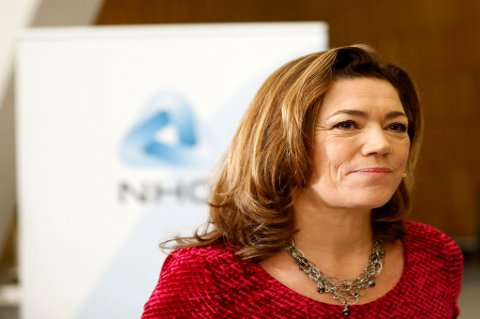NHO-direktør Kristin Skogen Lund med klar tale til Høyre og Arbeiderpartiet.