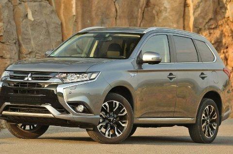 Mitsubishi kommer med en spennende oppdatering til bilutstillingen i Frankfurt. Det er klart for facelift på bestselgeren Outlander.