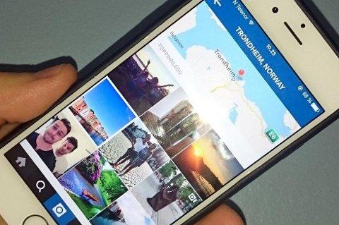 *** Local Caption *** Instagram har blitt enormt populær på få år, og det er ikke så rent få som har sett med et sultent blikk på alle brukerne man kan nå med reklame på tjenesten.