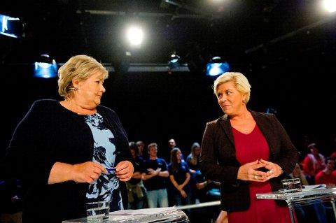Statsminister Erna Solberg og finansminister Siv Jensen har flere skattelettelser på lur.