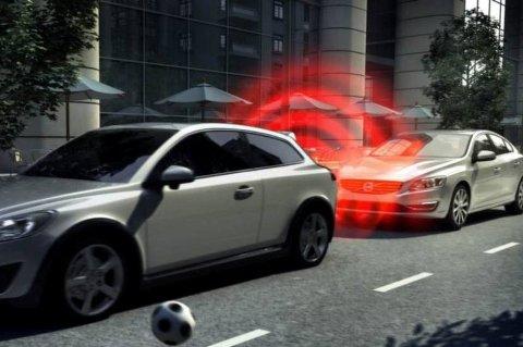 Volvo er langt framme på ulike sikkerhetssystemer.