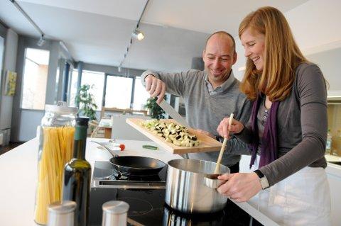 Kjøkkenet spiller en viktig rolle i folks liv og hverdag, viser en ny undersøkelse.