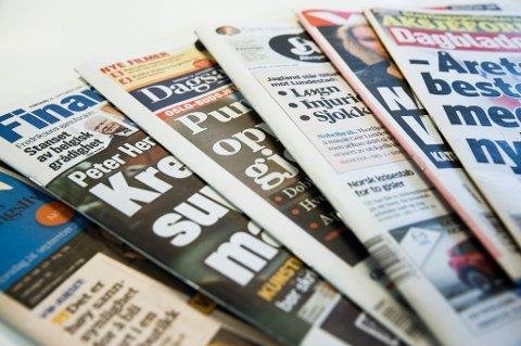 Distribusjon av aviser på lørdager skal sikres i hele landet.