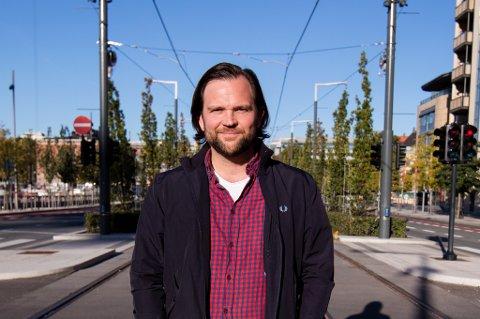 Annar Bøhn er daglig leder i teknologiselskapet Autogear.